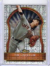 2011 TOPPS FINEST TIM LINCECUM #36 200/299