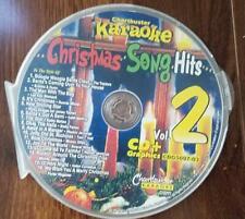 CHRISTMAS COUNTRY SONG HITS KARAOKE CDG CHARTBUSTER 5097-3 CD+G BROOKS & DUNN