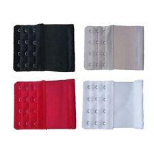 10Pcs Ladies Bra Extender Bra Extension Strap Underwear Strap 2, 3, 4, Hooks D