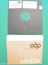 Commodore programmi C64 C 64 128 floppy minidisk microcomputer ODP-5-2D-S00 vedi