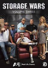 Storage Wars: Volume 3, New DVDs