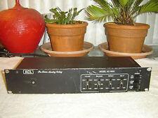 ACL AC-1000, Pro Series Analog Delay, Audio Concepts Ltd., Vintage Rack