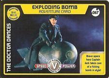 DR WHO MONSTER INVASION - 067 EXPLODING BOMB