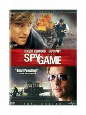 Spy Game <Special Ed (DVD New) Brad Pitt*Robert Redford*Catherine McCormack WS