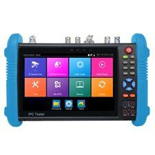 "IPC-9800 Plus Series 7"" IP CCTV Tester Monitor 4K H.265 Onvif Analog TVI CVI SDI"