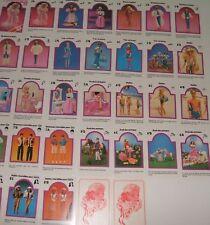 Jeu de cartes top ass Barbie vintage 1984