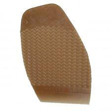 Soles for DIY Shoe Repairs in Toffee Brown Master Grip
