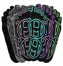 "Mato & Hash 5-Toe Exercise ""Barefoot Feel"" Yoga Toe Socks With Infinite Grip"
