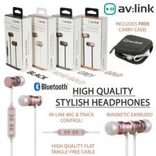 magnético elegante Bluetooth Micro Auriculares Manos Libres Internos Cable plano