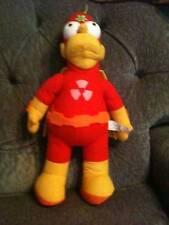 Homer Simpsons  Radioactiveman Nanco  plush