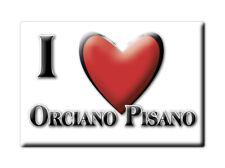 CALAMITA TOSCANA FRIDGE MAGNET MAGNETE SOUVENIR LOVE ORCIANO PISANO (PI)