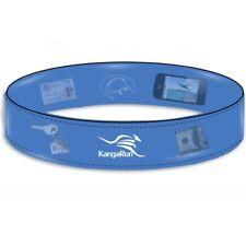 Running Belt Waist Pack Original Kangarun UK design (Blue) XL size