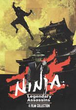 Ninja Assassins: 4 Film Set DVD, Lo, Alexander,Lee, Hwang Jang,Sanada, Hiroyuki,