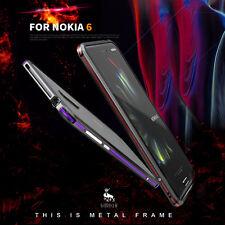 Nokia 6 Case, 100%Luphie Original Brand Bumper Protective Case Cover For Nokia 6