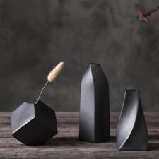 Ceramic Retro Pottery Vase Modern Room Decoration Home Furnishing Minimalist New