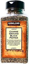 Kirkland Signature Coarse Ground Black Pepper, 12.7 Ounces