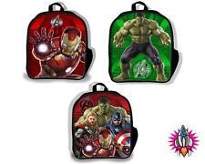 Oficial Marvel Avengers Edad de Ultron Lenticular Mochila Mochila Escolar Bolsa