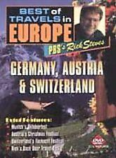 Rick Steves Best of Travels in Europe - Germany, Austria & Switzerland by Best