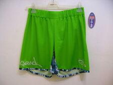 Quicksand Pantaloncino Shorts Beach Tennis Uomo Verde Camo