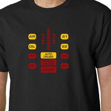 KITT Knight Rider t-shirt TV HASSELHOFF EIGHTIES 80's FUNNY QUOTE GEEK CARS KIT