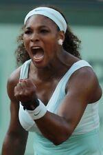 Serena Williams 8x10 11x17 16x20 24x36 27x40 Olympics USA Tennis Photo Poster A
