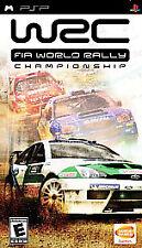 BRAND NEW SEALED PSP RACING - WRC: FIA World Rally Championship (Sony PSP, 2006)