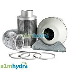 Rhino Hobby Carbone Kit De Filtre Inline Extraction RVK Fan conduits