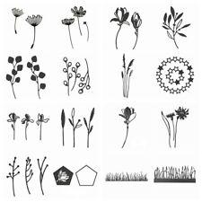 Spring Flowers Metal Cutting Dies Stencil For dIY Scrapbooking Paper Cards Craft