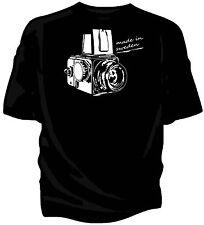 Hasselblad vintage camera 'Made in Sweden'  - Original Artwork T-shirt