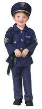 Police Man Toddler Halloween Costume