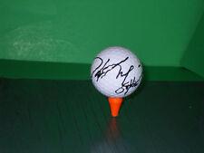Song-Hee Kim Signed Dunlop Golf Ball