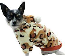 Hundejacke Hund Mantel XS S M  L  Hund Winter warm Fleece Leo Hundemantel