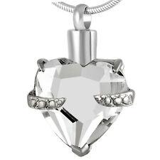 Colgante Collar Joyería para ceniza Cenizas Recuerdo urna, Memorial Ceniza Urna Mini