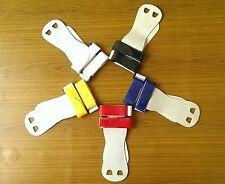 gymnastics handguards, leather hand grips, coloured, bar grips, hand protector