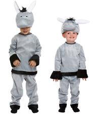 pour enfants âne Nativité déguisement costume noël ANIMAL ENFANTS MIGNON