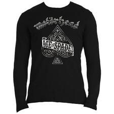 Motorhead 'Ace Of Spades' Long Sleeve Shirt - NEW & OFFICIAL!
