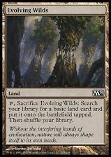 MAGIC - MTG 4X Terre Selvagge in Evoluzione / Evolving Wilds - M13
