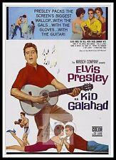 Kid Galahad   Elvis Presley Movie Posters Musicals Classic Films