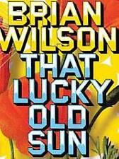 BRIAN WILSON That Lucky Old Sun DVD LIVE + Documentary SEALED NEW Beach Boys