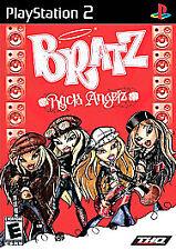 Bratz: Rock Angelz (Sony PlayStation 2, 2005)