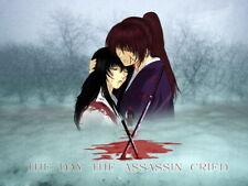 Rurouni Kenshin Trust And Betrayal Anime Manga Art Huge Print POSTER Affiche