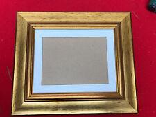 61mm oro fotografia/CORNICI CON FOTO Mount-Tutte le taglie disponibili