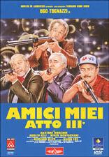 Dvd AMICI MIEI ATTO III - (1985) *** UGO TOGNAZZI *** ......NUOVO