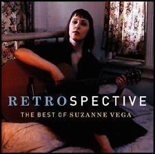 SUZANNE VEGA - RETROSPECTIVE : BEST OF CD ~ 80's *NEW*
