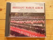 Brilliant March Album Yukinori Tezuka Tokyo Kösei JAPAN