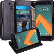 Housse HTC 10, Coque Etui de luxe Portefeuille Porte Carte Et Billet Pour HTC 10