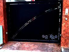 cancello SCORREVOLE in ferro zincato verniciato a scelta