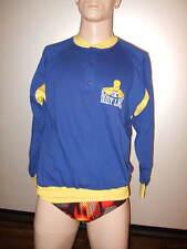 Champion Sweatshirt Pullover Fleece Shirt  Sweat Freizeit  Gr. L  Blau Neu