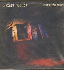 WAXING POETICS - manakin moon LP