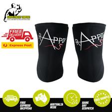 b6a5dacecb RAPPD Knee Sleeves 5mm Neoprene Power Lifting Knee Sleeves Crossfit Wraps